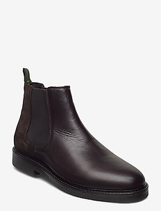 PORTLAND - chelsea boots - brown