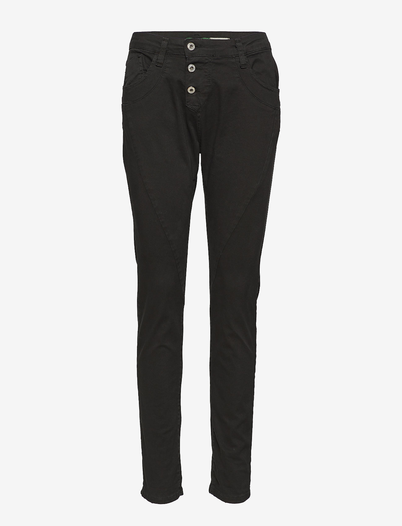 Please Jeans - Classic Cotton Rose Dust - rette bukser - nero - 0