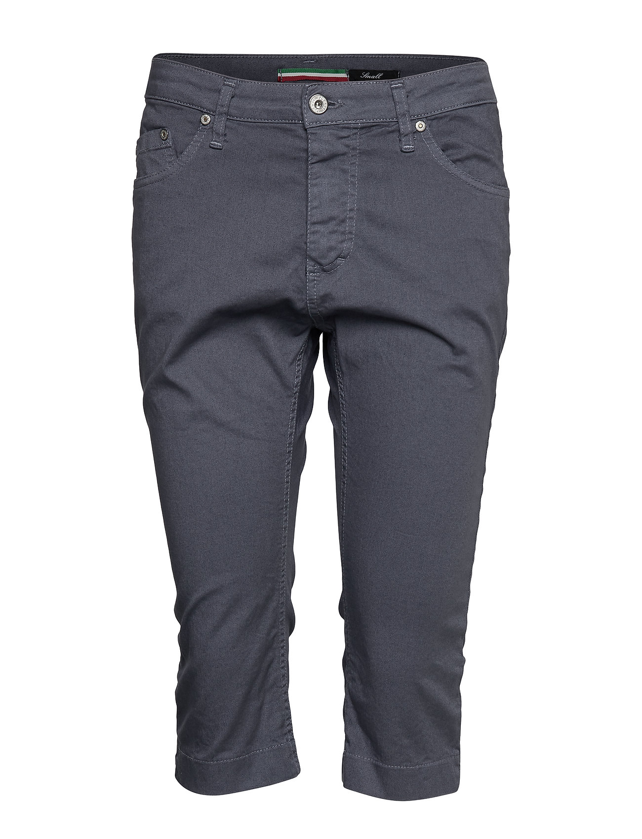 Image of Capri Cotton Trousers Capri Trousers Blå Please Jeans (3312099751)