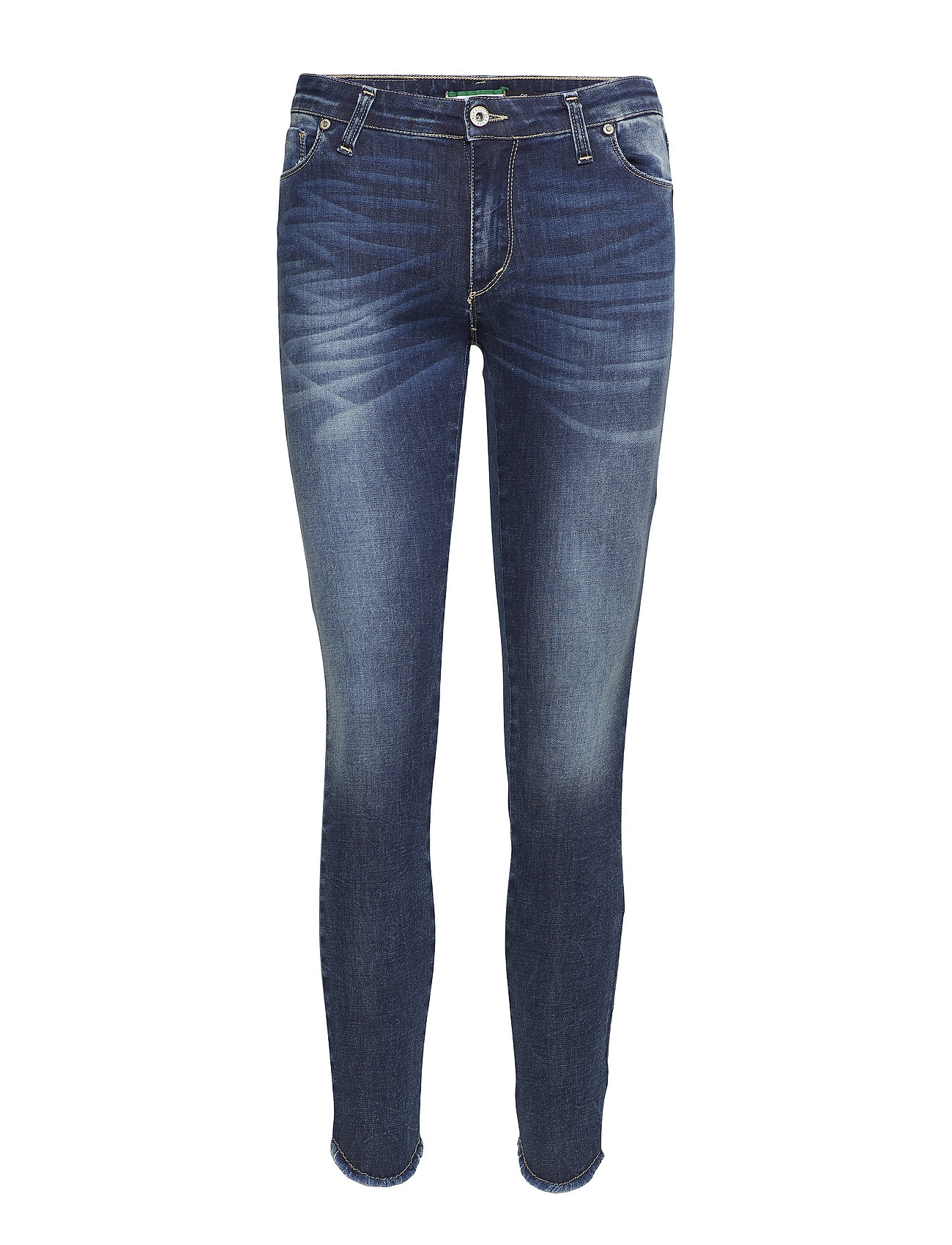 Please Jeans Catwoman Blu Denim - BLU DENIM