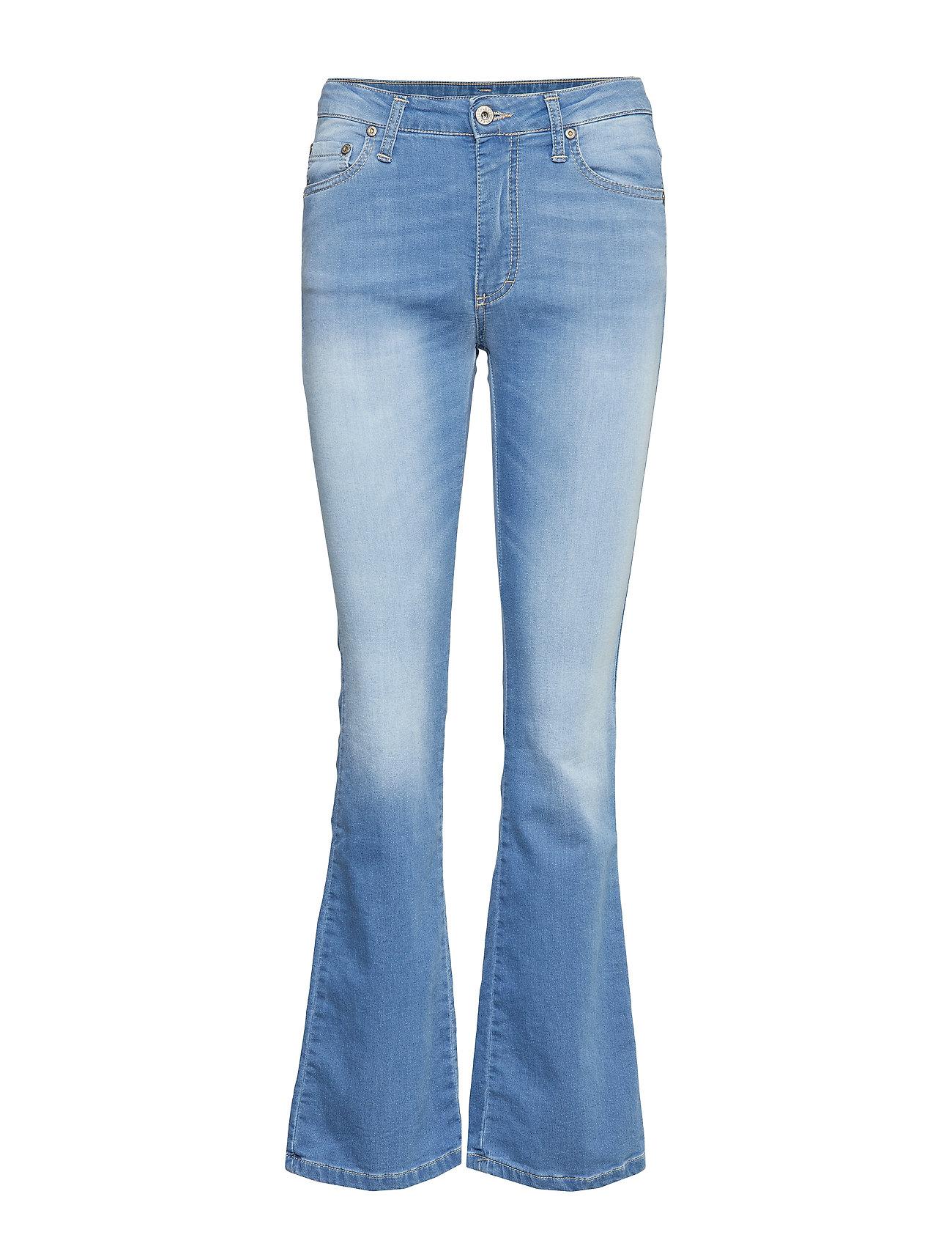 Please Jeans Longcut Jog Light Denim
