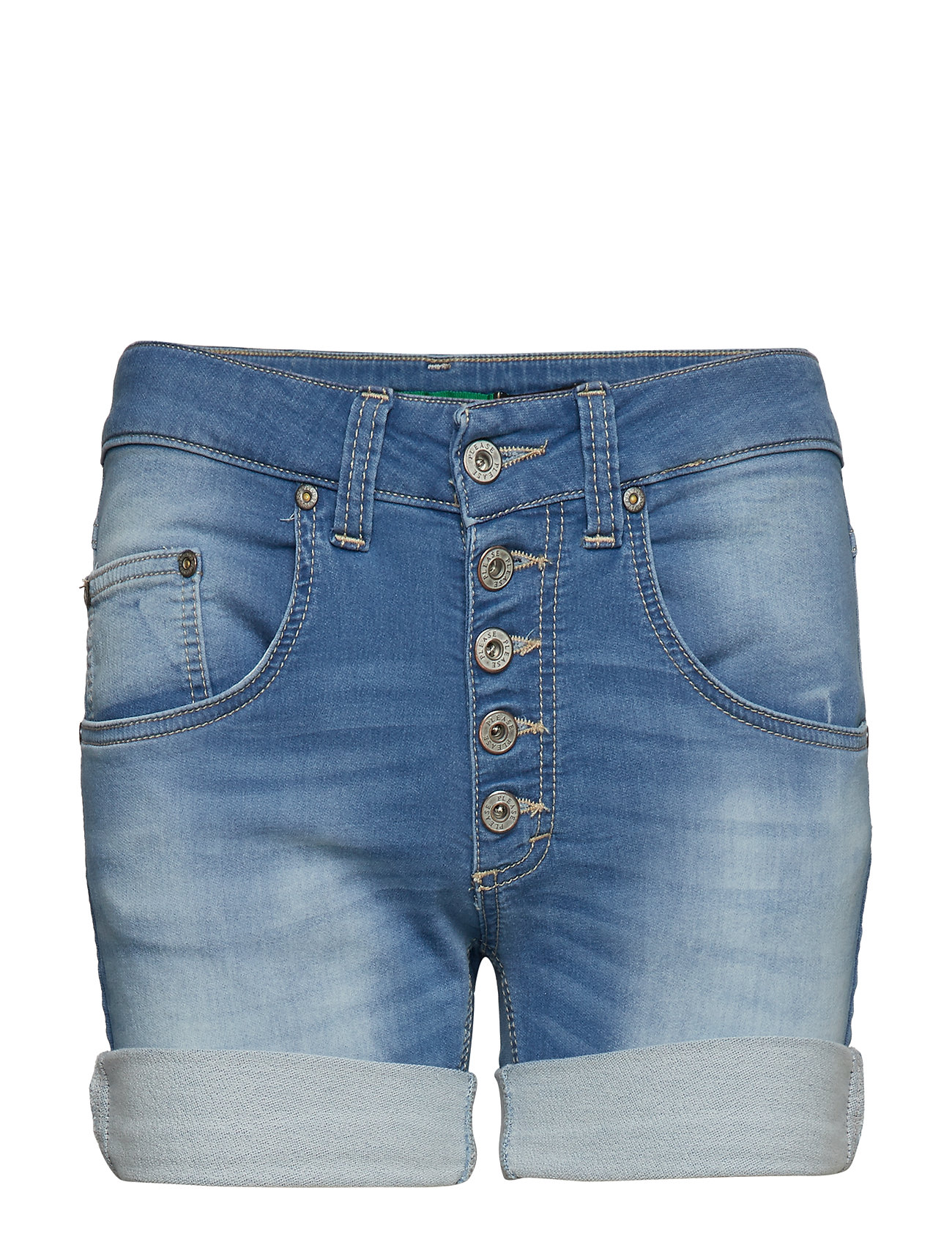 Please Jeans 5B Shorts Jog Light Denim Shorts
