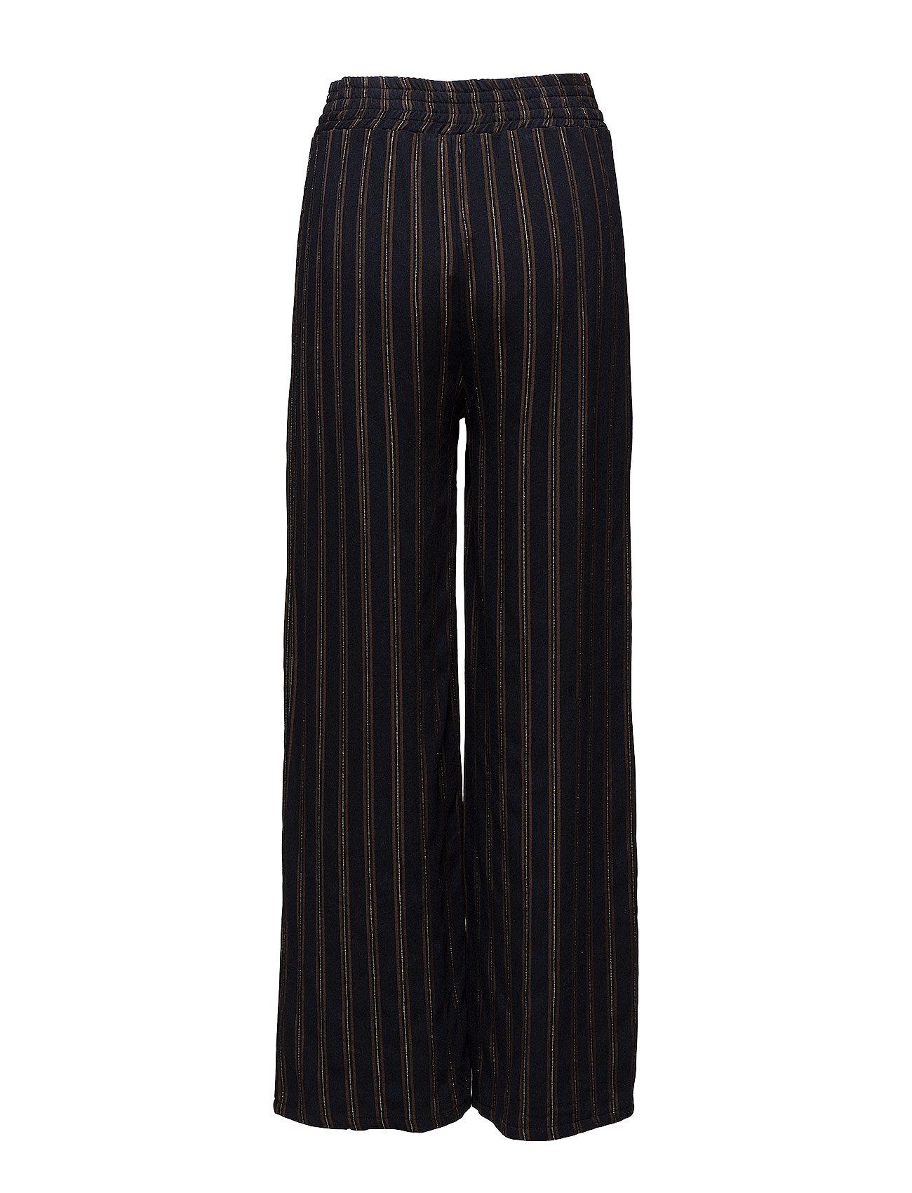 Please Jeans Wide Pants Brown Stripe (5006 Blu), 267.25