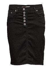 Skirt Long Nero - BLACK
