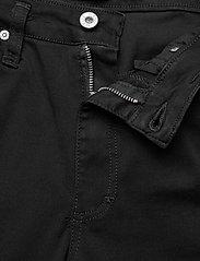 Please Jeans - SLENDER SILK TOUCH - slim fit bukser - 9000 nero - 3