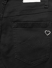 Please Jeans - SLENDER SILK TOUCH - slim fit bukser - 9000 nero - 4
