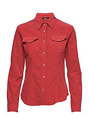 SHIRT BABY COD. - 3007 ROSSO
