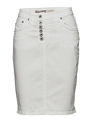 Please Jeans - Skirt Long Scarlet Alert