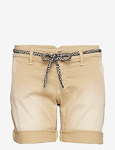 CHINO SHORTS COTTON - 7012 SAND