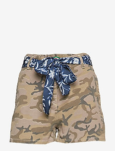 SHORTS CAMO - COOL KAKI