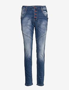 RETRO CLASSIC DENIM - skinny jeans - blu denim