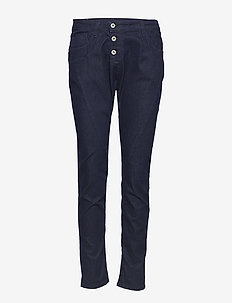 C ORIGINAL D. STR - straight jeans - blu denim