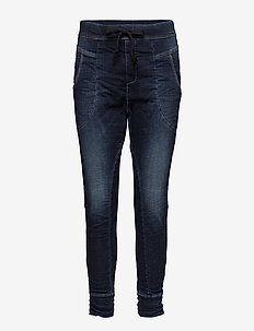 J BLUE D. - slim fit bukser - blue denim