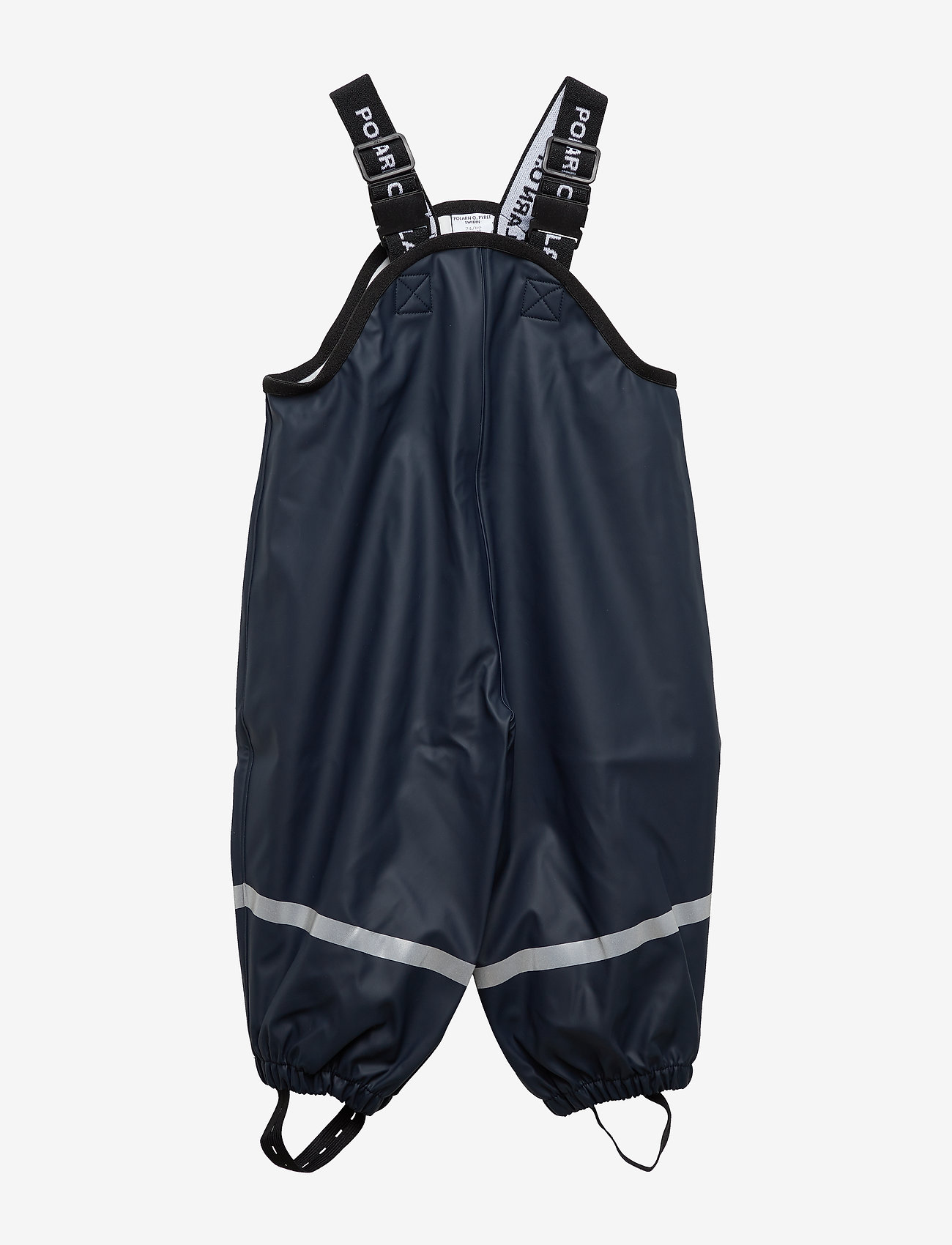Polarn O. Pyret - Rain Pants Preschool - sets & suits - dark sapphire - 1