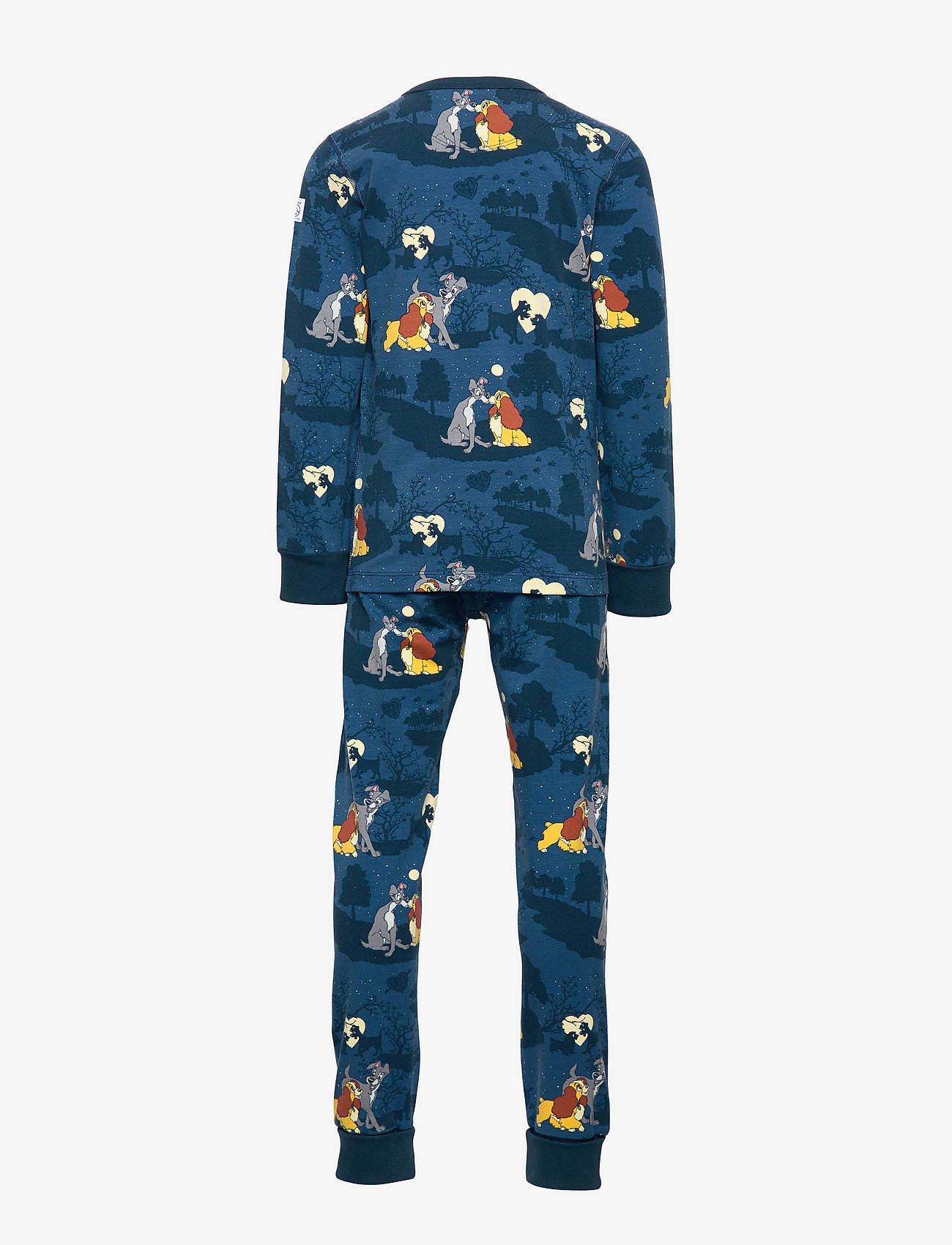Polarn O. Pyret - Disney Collection Pyjamas AOP Preschool - sets - dark blue