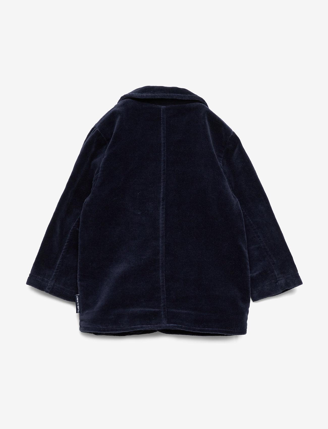 Polarn O. Pyret - Cardigan Pre- School - vestes tailleur - dark sapphire - 1
