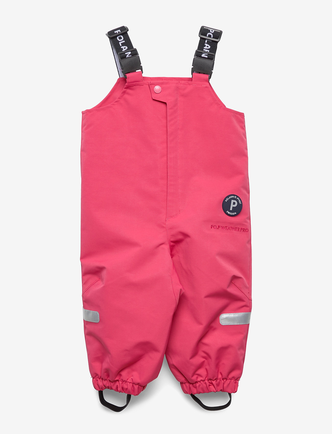 Polarn O. Pyret - Trousers Shell Baby - schneehose - beetroot purple - 1