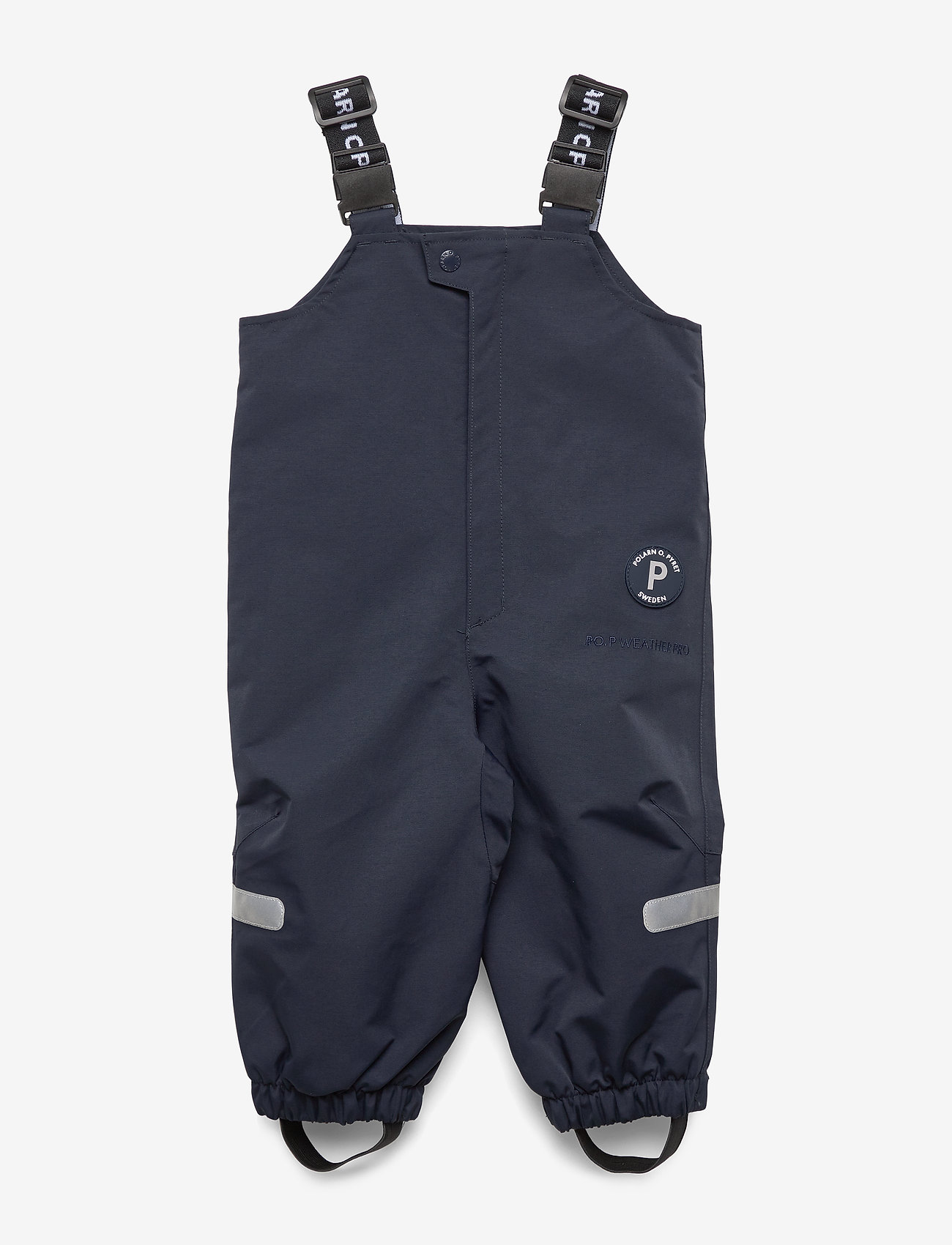 Polarn O. Pyret - Trousers Shell Baby - schneehose - dark sapphire - 0