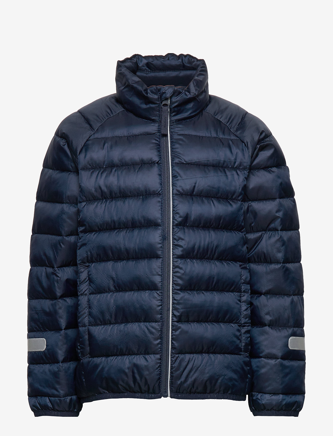 Polarn O. Pyret - Jacket Padded Solid School - dunjakker & forede jakker - dark sapphire - 1