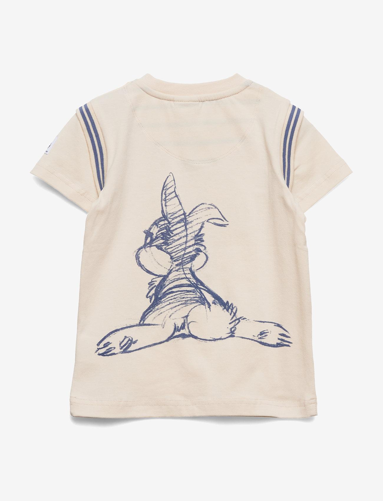 Polarn O. Pyret Disney Collection T-shirt Print Pre-school - Överdelar Tapioca