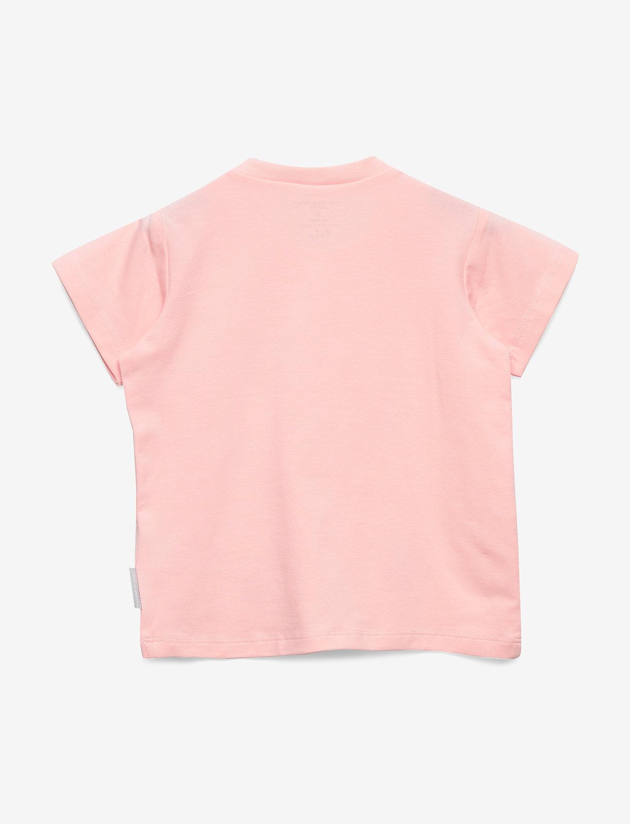 Polarn O. Pyret T-shirt S/s Baby - Överdelar Impatiens Pink