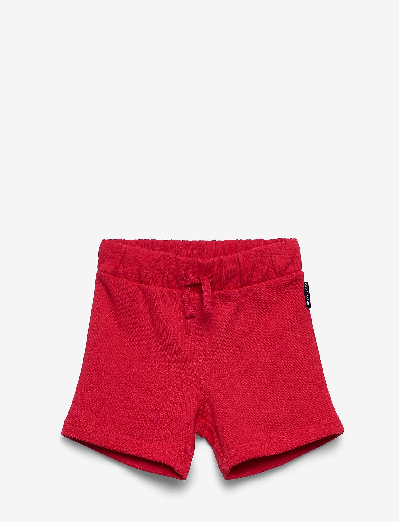 Polarn O. Pyret - Shorts Solid Preschool - shortsit - ski patrol