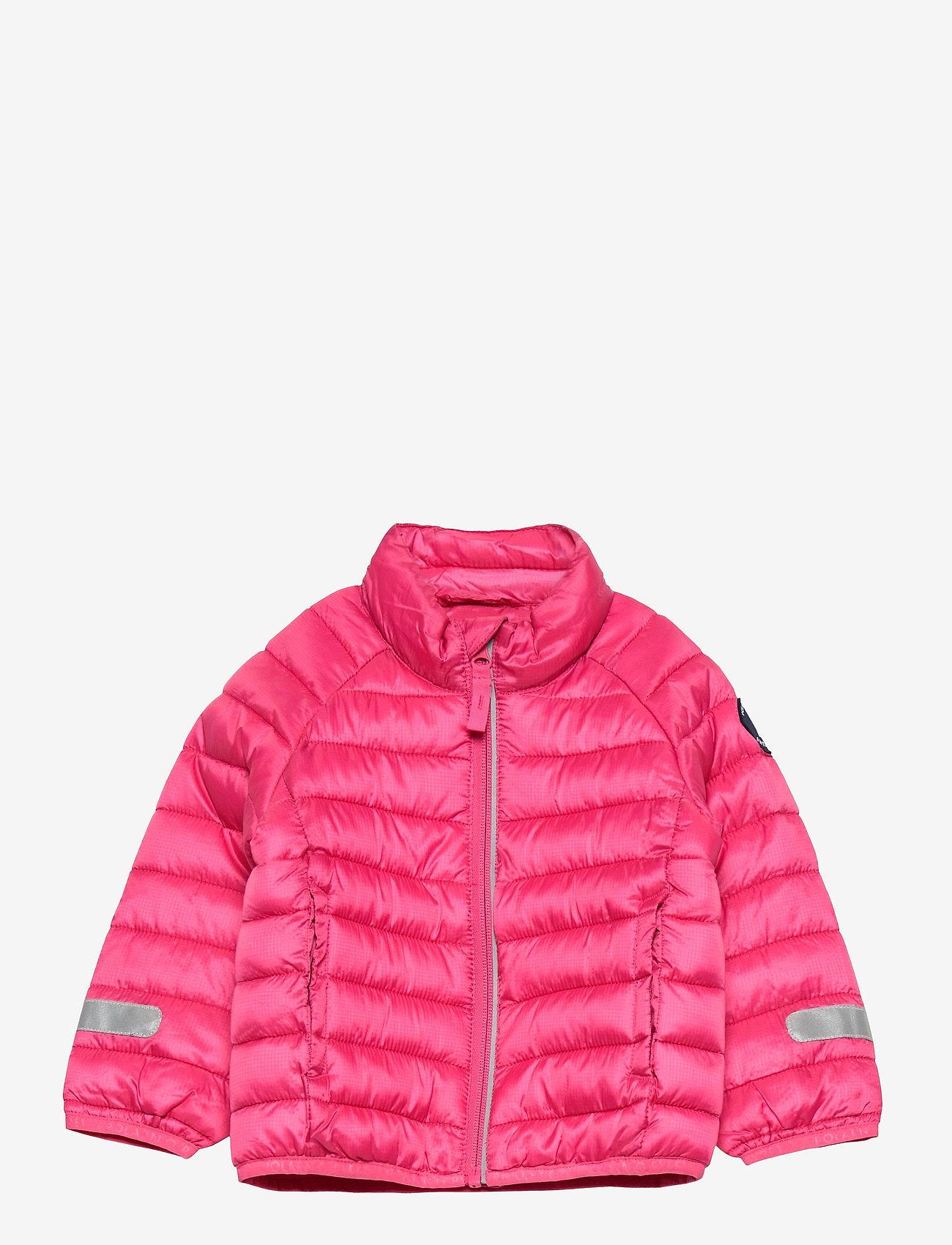 Polarn O. Pyret - Jacket Padded Solid PreSchool - gewatteerde jassen - magenta - 0
