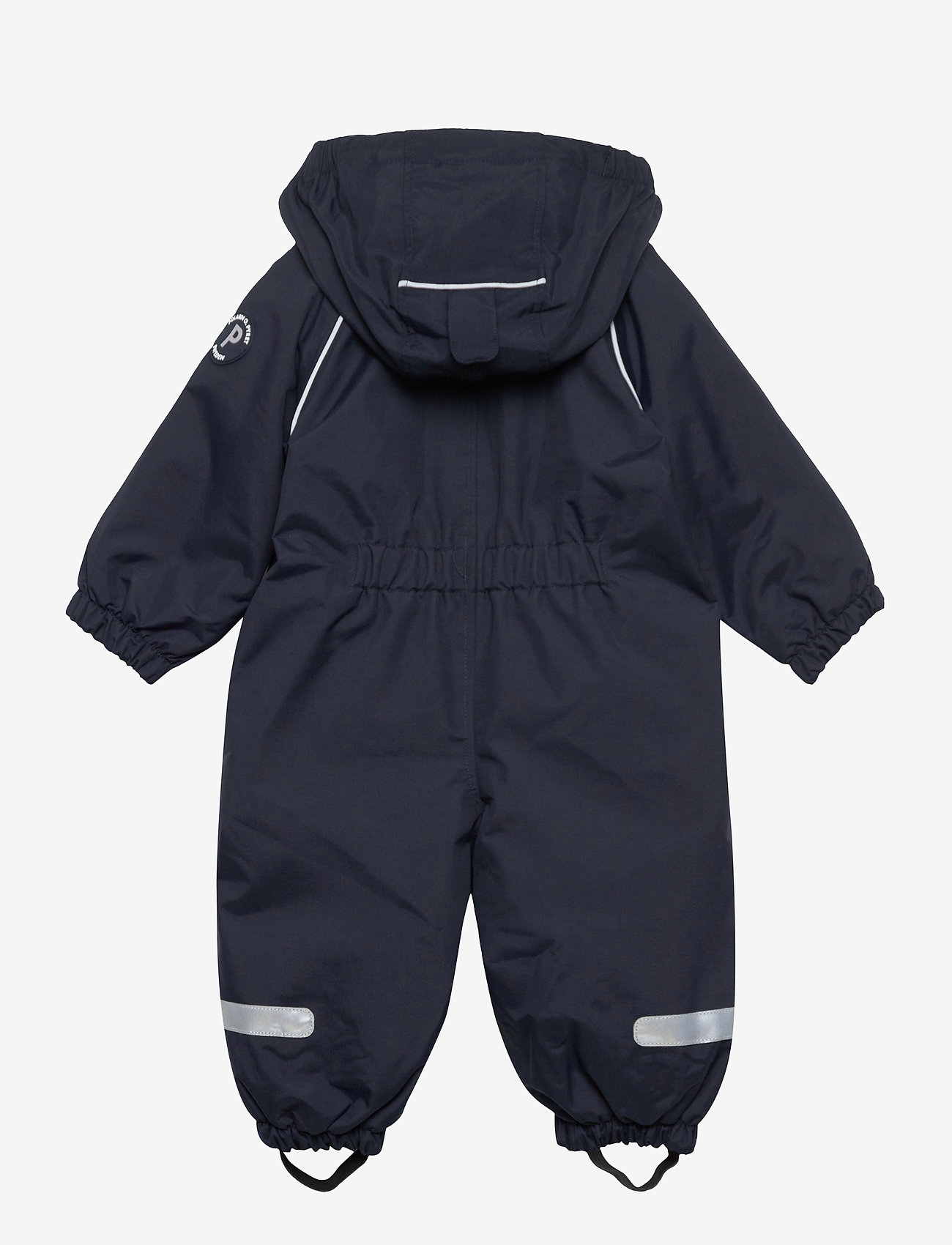 Polarn O. Pyret - Overall Shell Lined Baby - vêtements shell - dark sapphire - 1