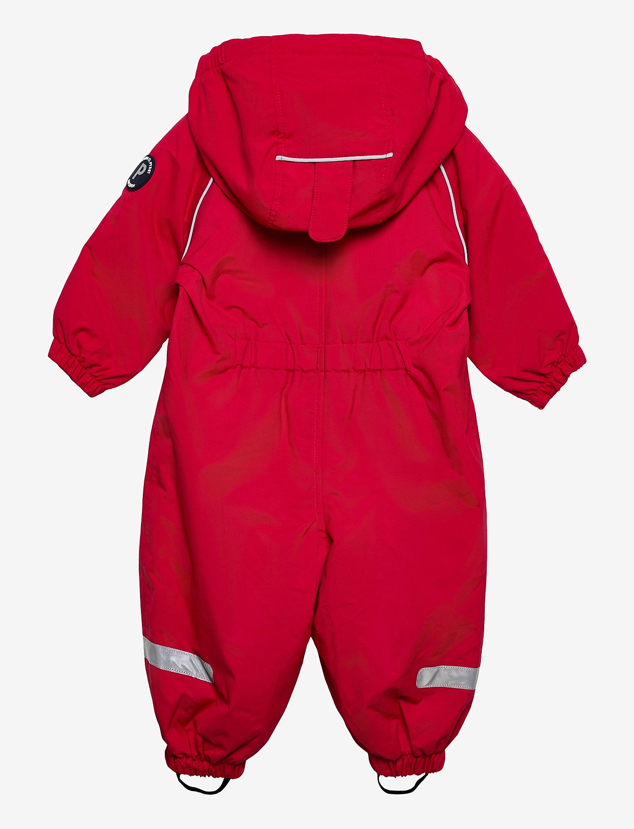 Polarn O. Pyret - Overall Shell Lined Baby - shell clothing - ski patrol - 1