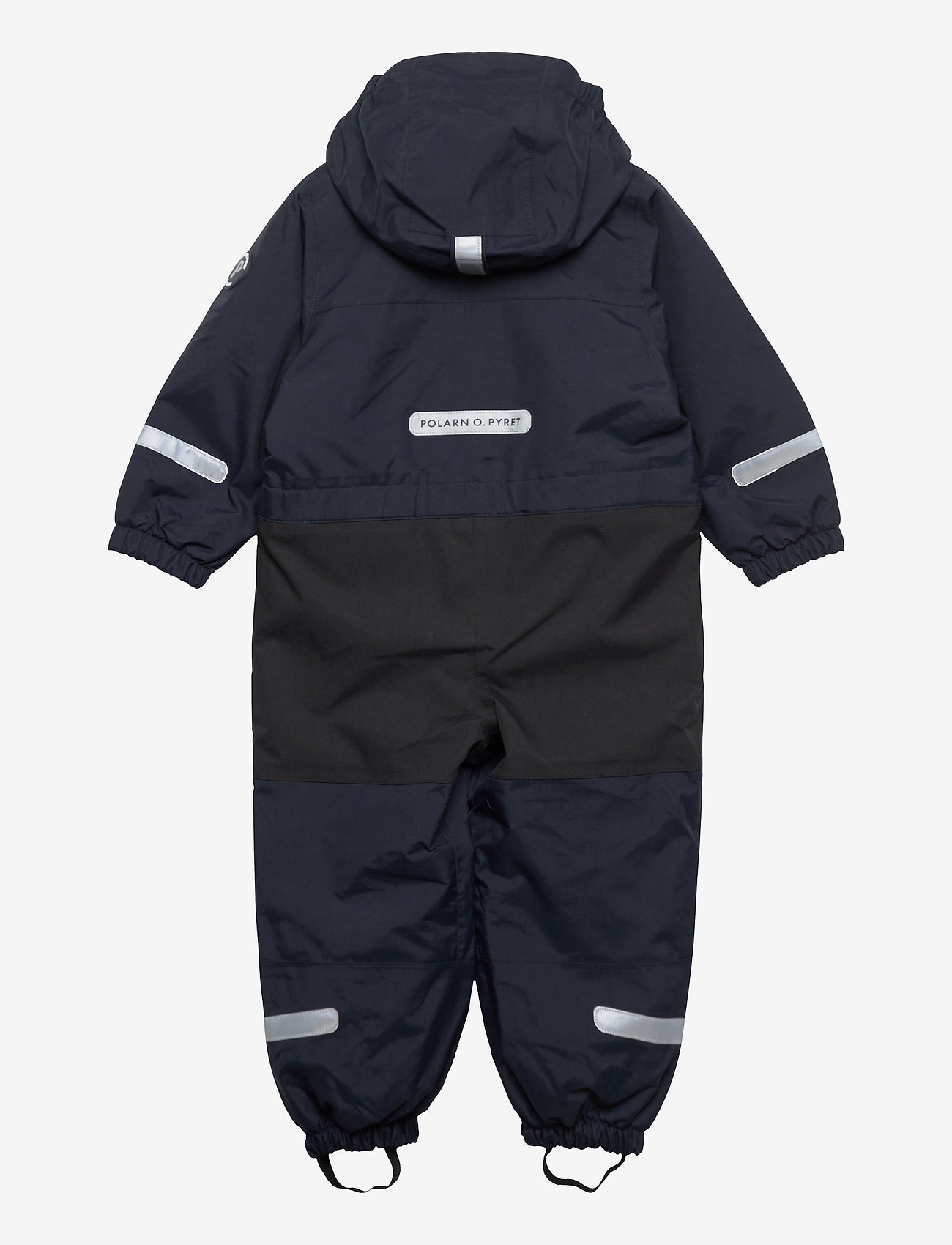 Polarn O. Pyret - Overall Shell Lined Preschool - vêtements shell - dark sapphire - 1
