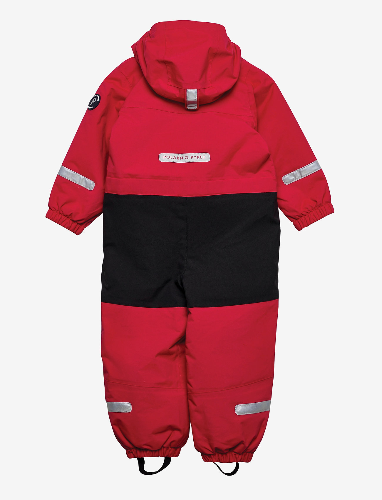 Polarn O. Pyret - Overall Shell Lined Preschool - shell clothing - ski patrol - 1