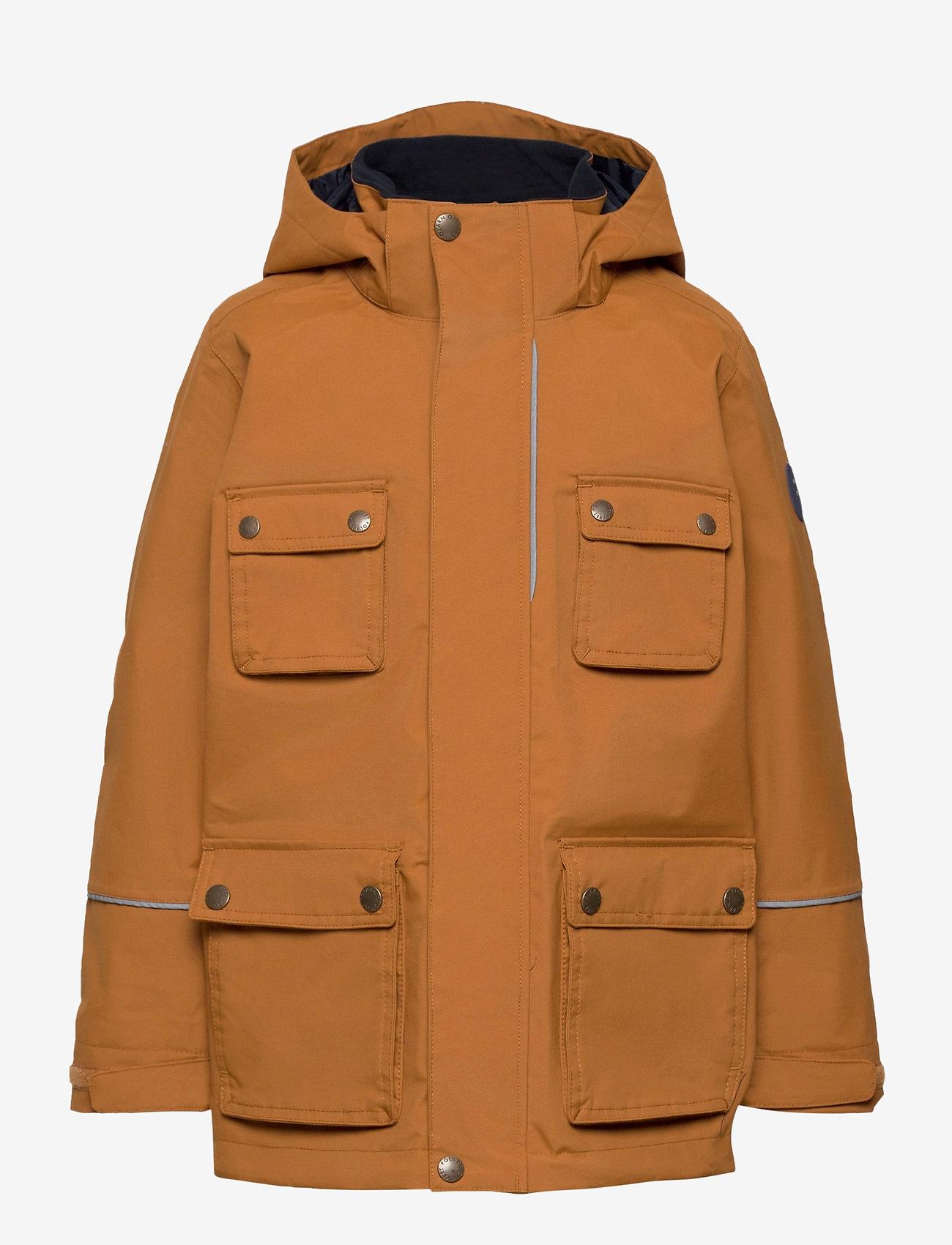 Polarn O. Pyret - Jacket Short School - jassen - iron - 1