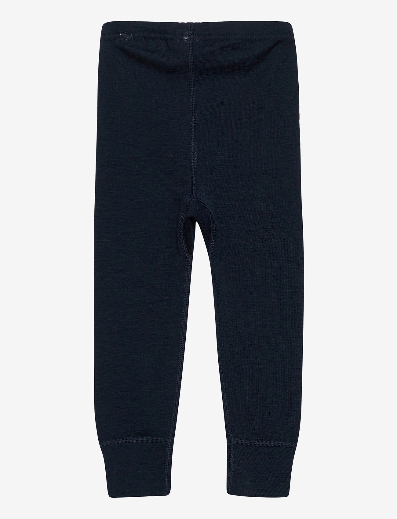 Polarn O. Pyret - Long Johns Wool Solid Baby - bovenkleding - dark sapphire - 1