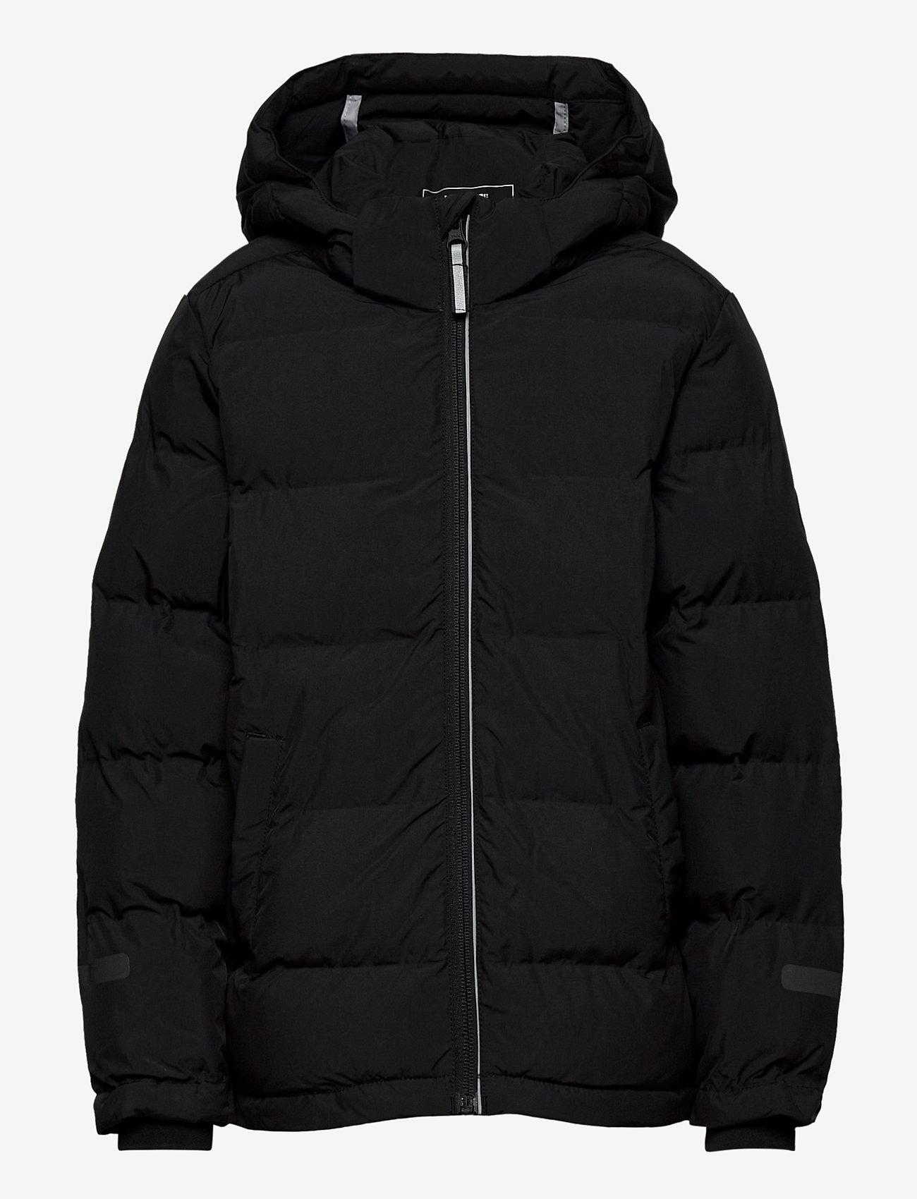 Polarn O. Pyret - Jacket Padded School - gewatteerde jassen - black - 1