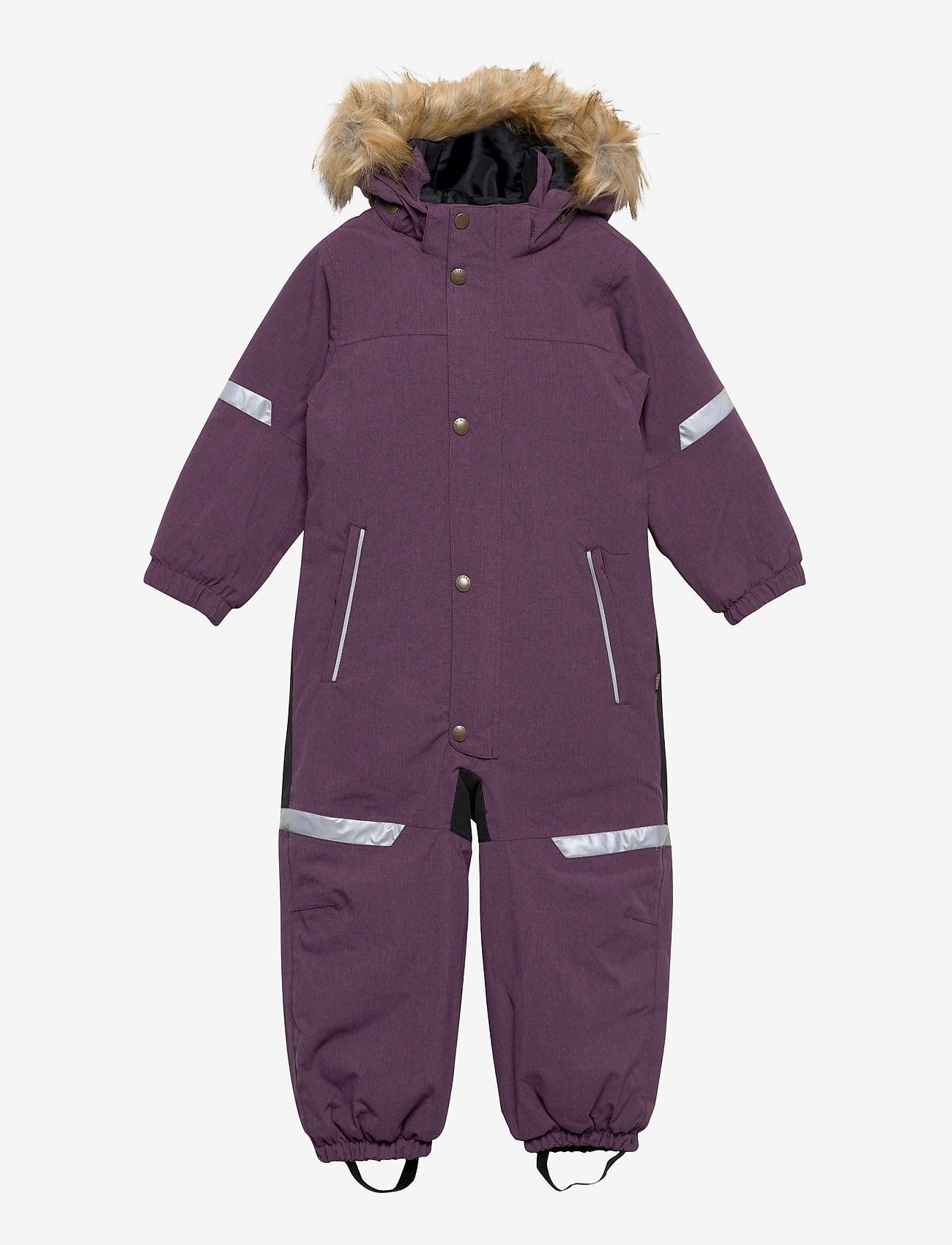 Polarn O. Pyret - Overall Solid Preschool - snowsuit - moon - 0