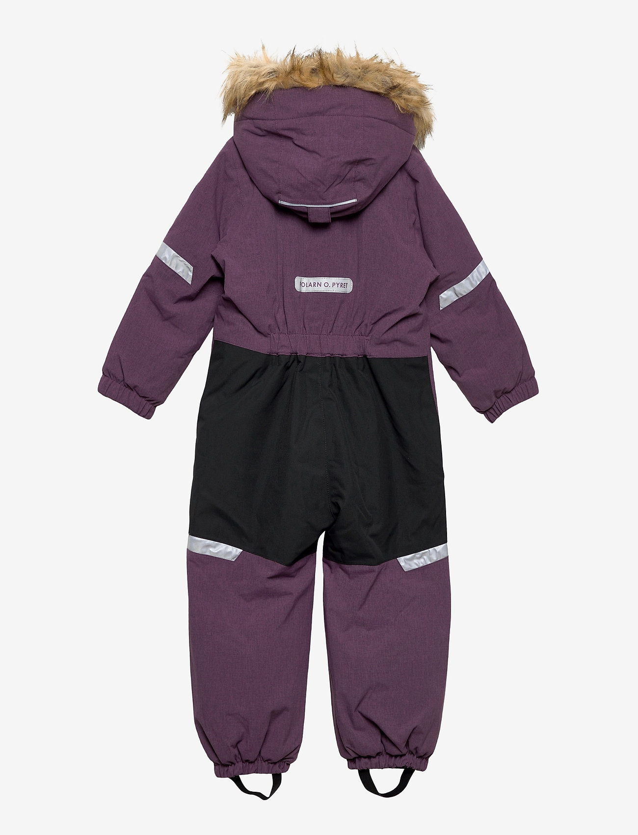 Polarn O. Pyret - Overall Solid Preschool - snowsuit - moon - 1