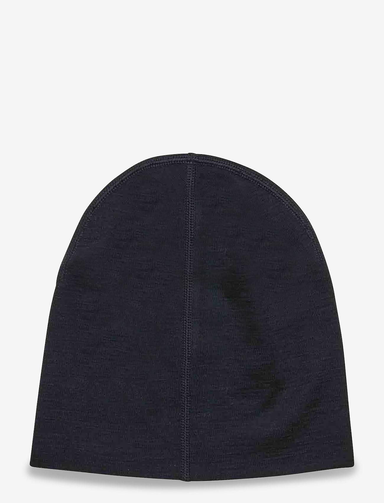 Polarn O. Pyret - Cap Wool Solid Baby - hoeden & handschoenen - dark sapphire - 1
