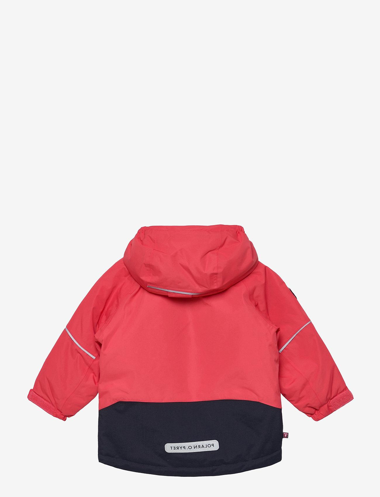 Polarn O. Pyret - Jacket Padded Preschool - winterjassen - cayenne - 1