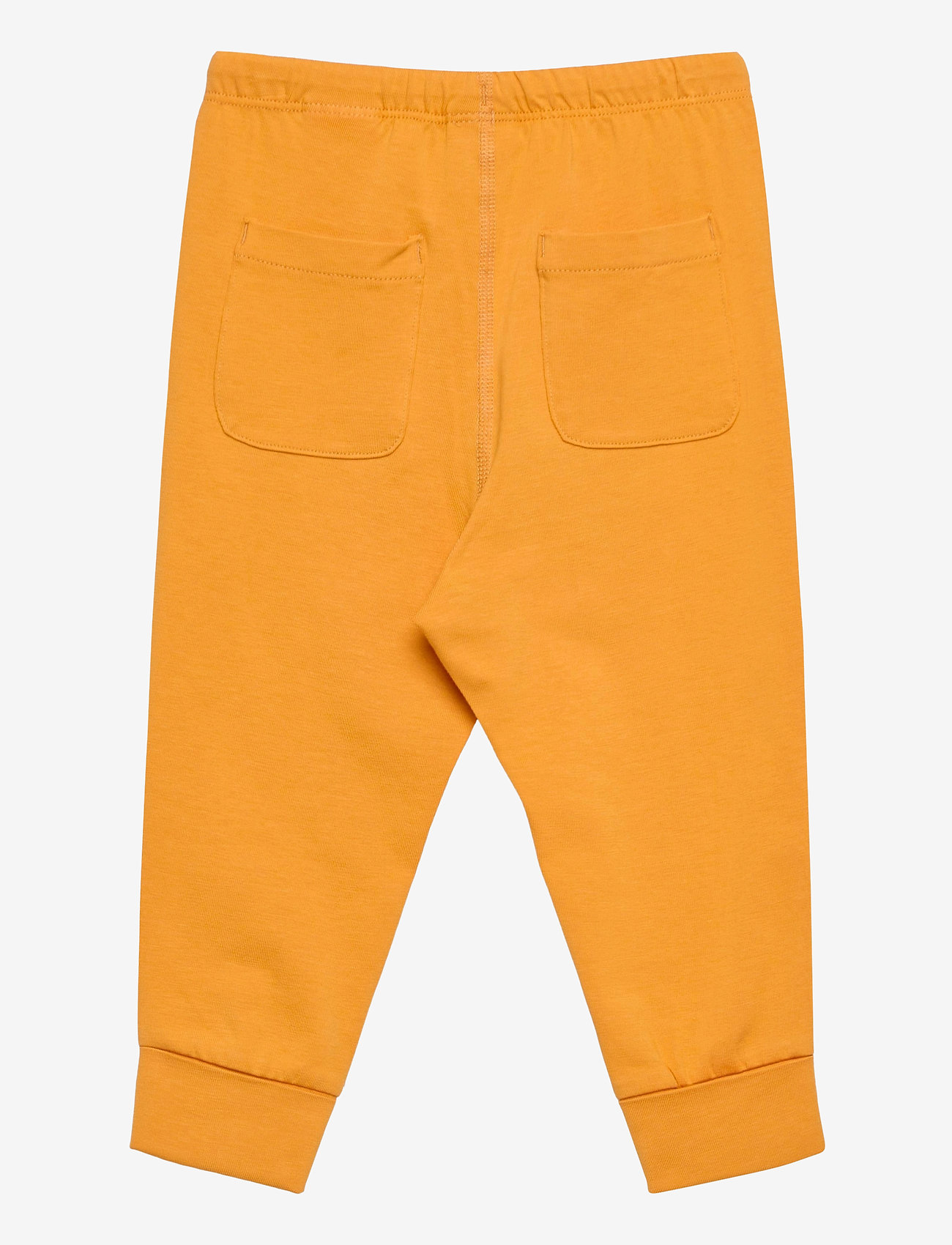 Polarn O. Pyret - Trousers Solid Baby - trousers - autumn blaze - 1