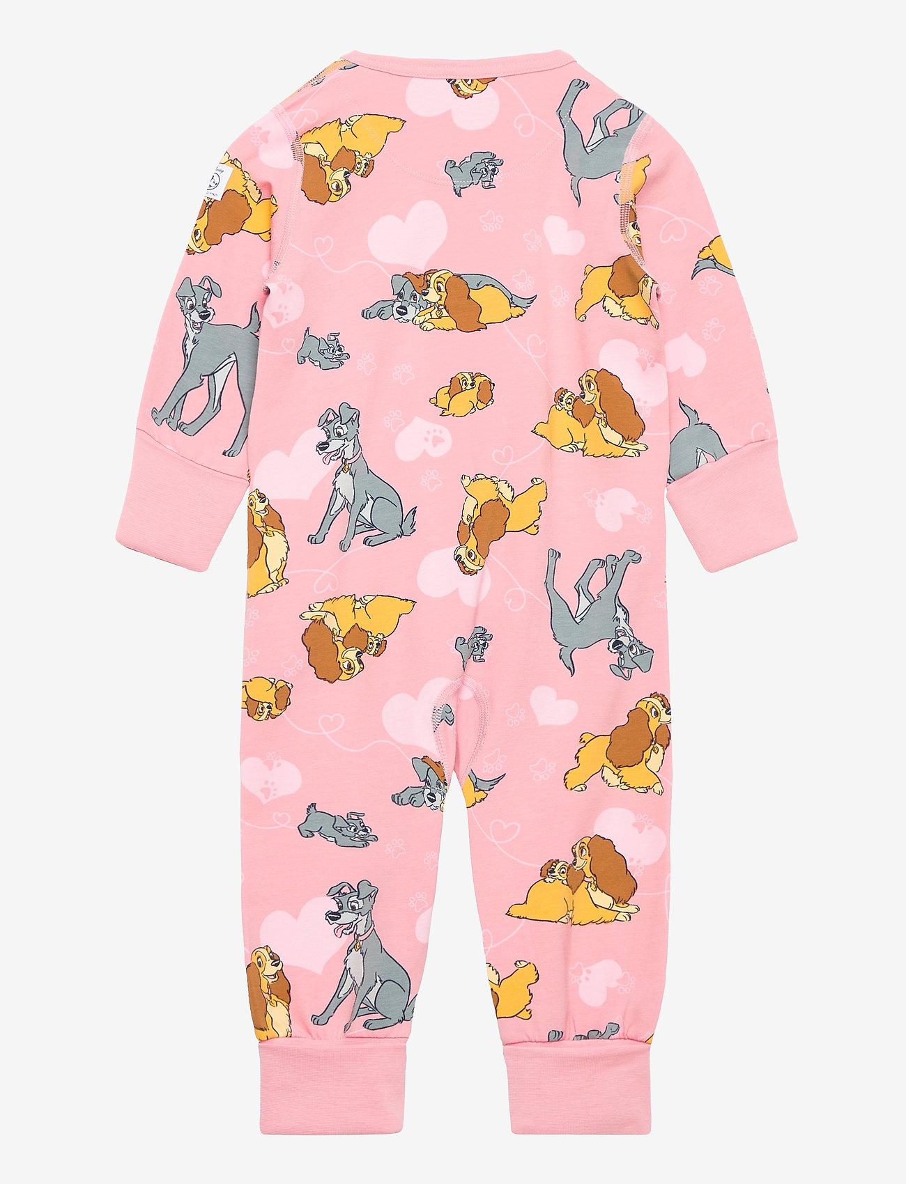 Pyjamas Aop Baby (Bridal Rose) (37.90 €) - Polarn O. Pyret ZfsRD