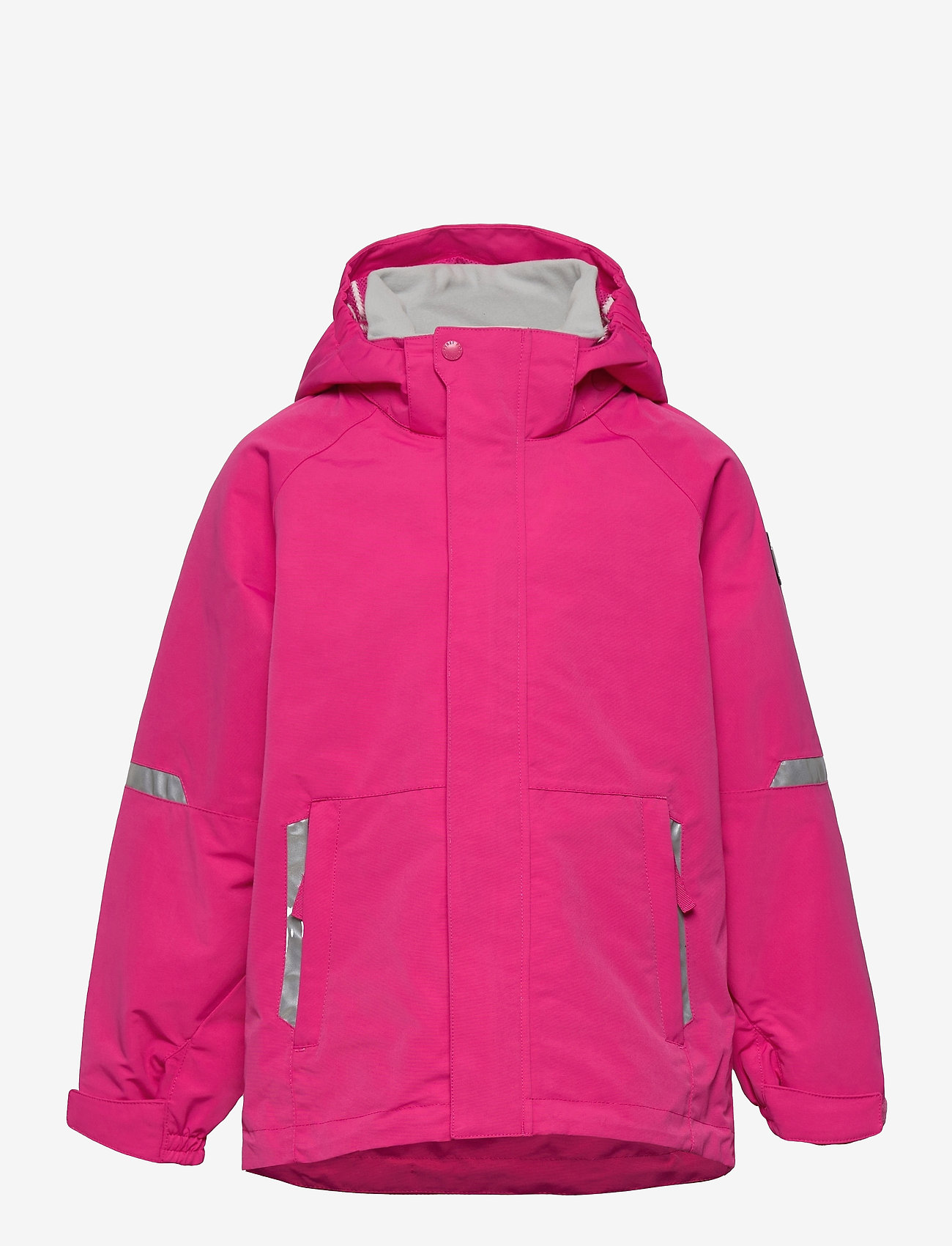 Polarn O. Pyret - Jacket Shell Solid - shell jassen - magenta - 0