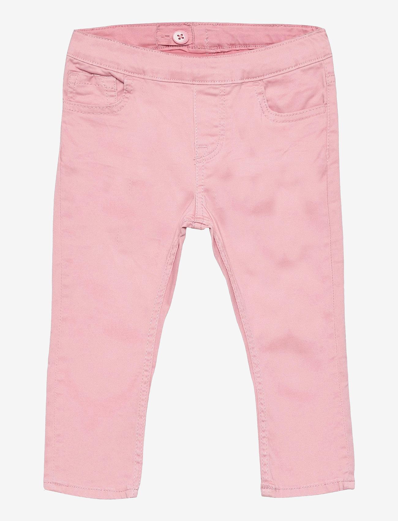 Polarn O. Pyret - Trousers Woven Preschool - trousers - bridal rose - 0