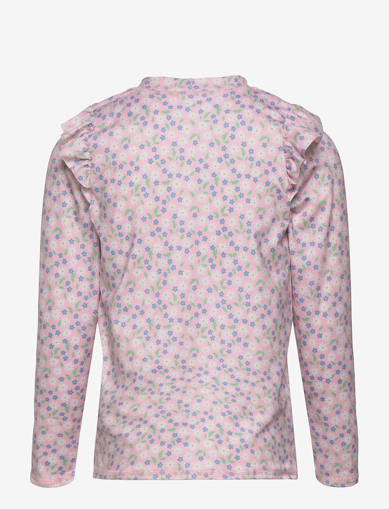 Polarn O. Pyret - Swimwear Top l/s UPF - koszulki - rose shadow - 1