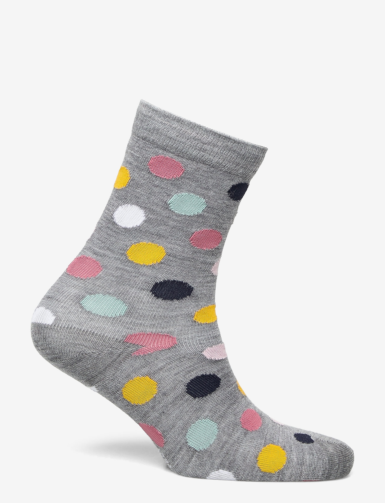 Polarn O. Pyret - Socks Wool Jaquard School - skarpetki - greymelange - 1