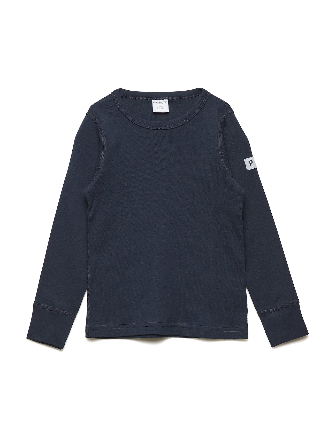 Polarn O. Pyret T-shirt Solid l/s