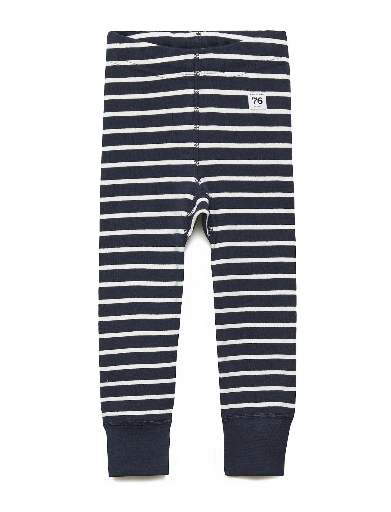 Polarn O. Pyret Long Johns PO.P Stripe Baby