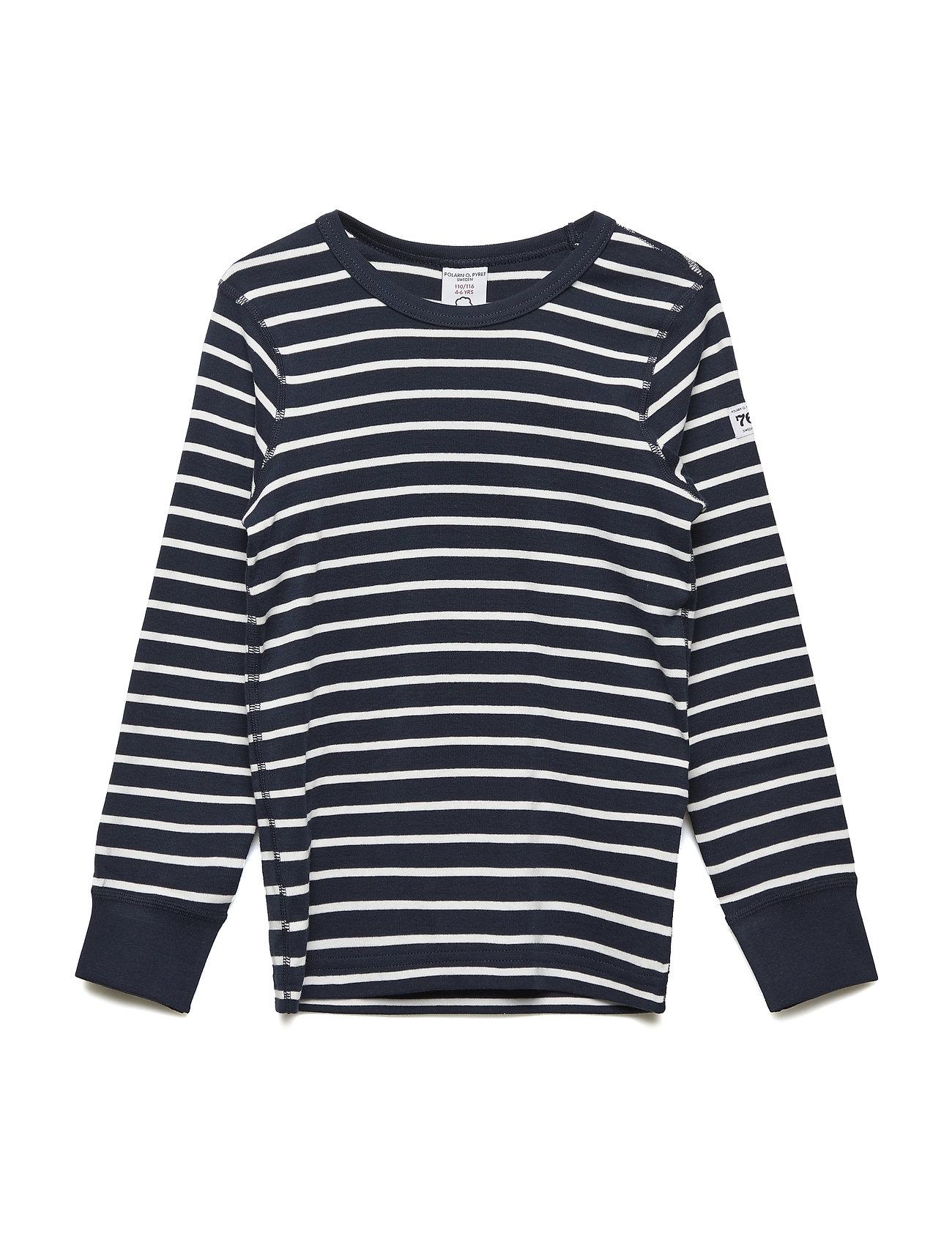 Polarn O. Pyret T-shirt l/s PO.P Stripe
