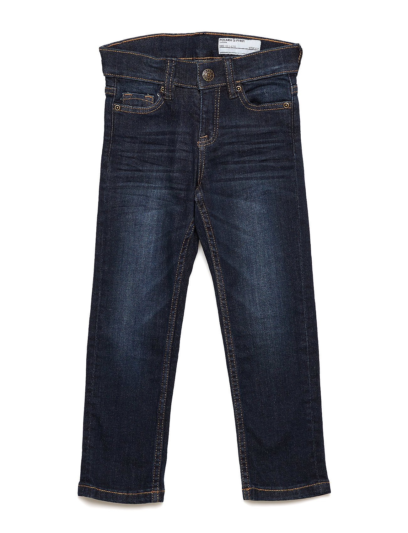 Polarn O. Pyret Jeans Regular Pre-school - MID DENIM