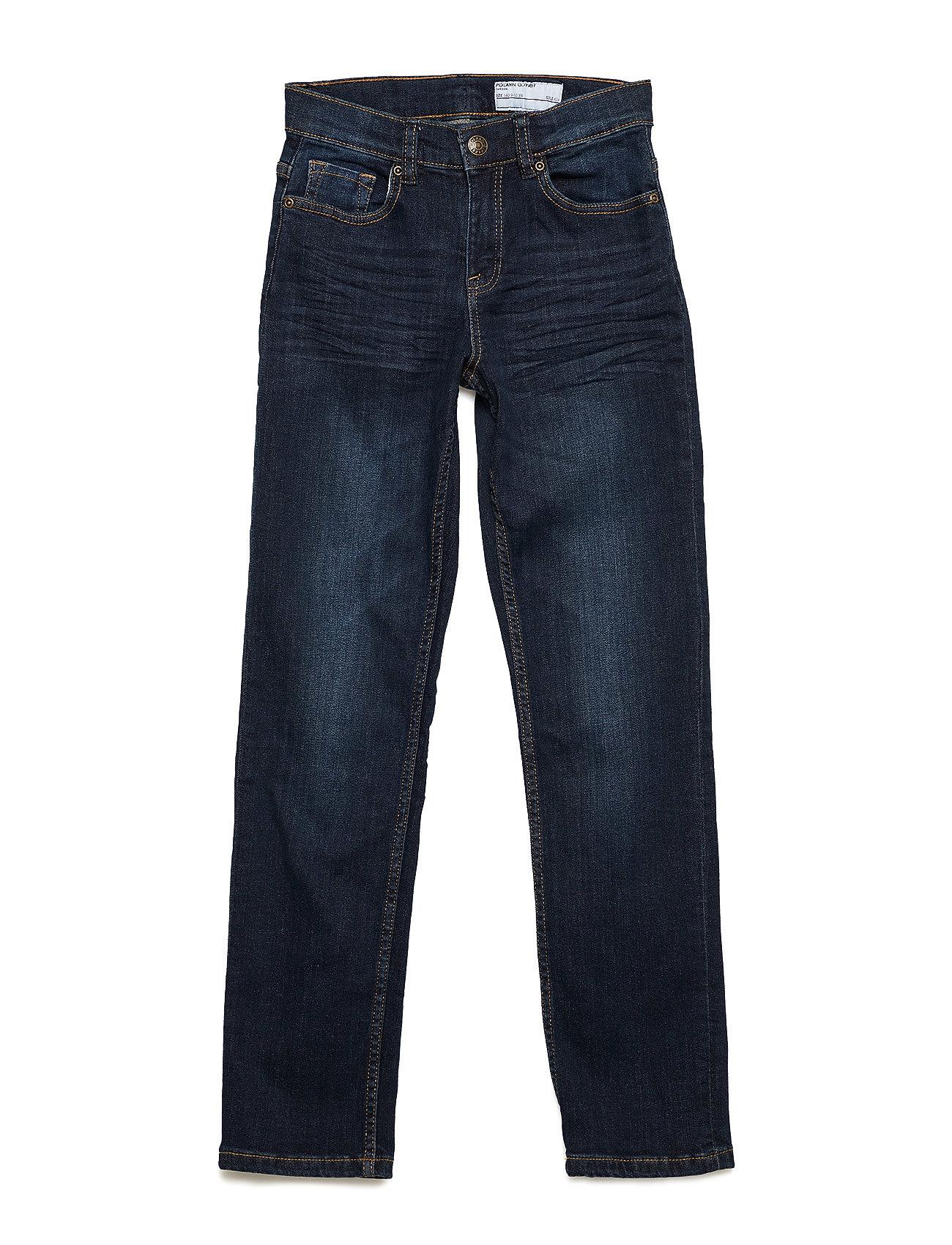 Polarn O. Pyret Jeans Regular School - MID DENIM