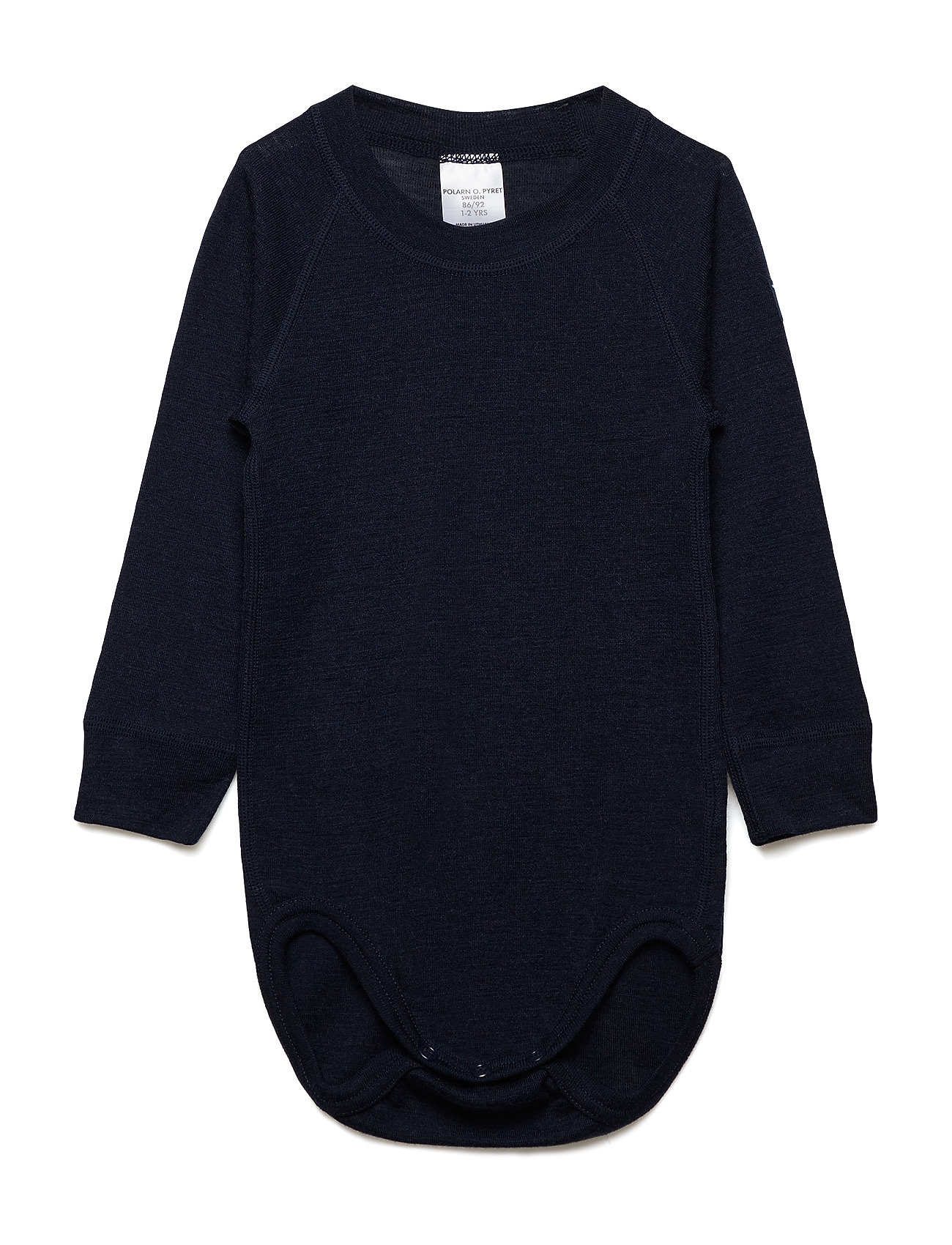Polarn O. Pyret Body Wool Solid Baby